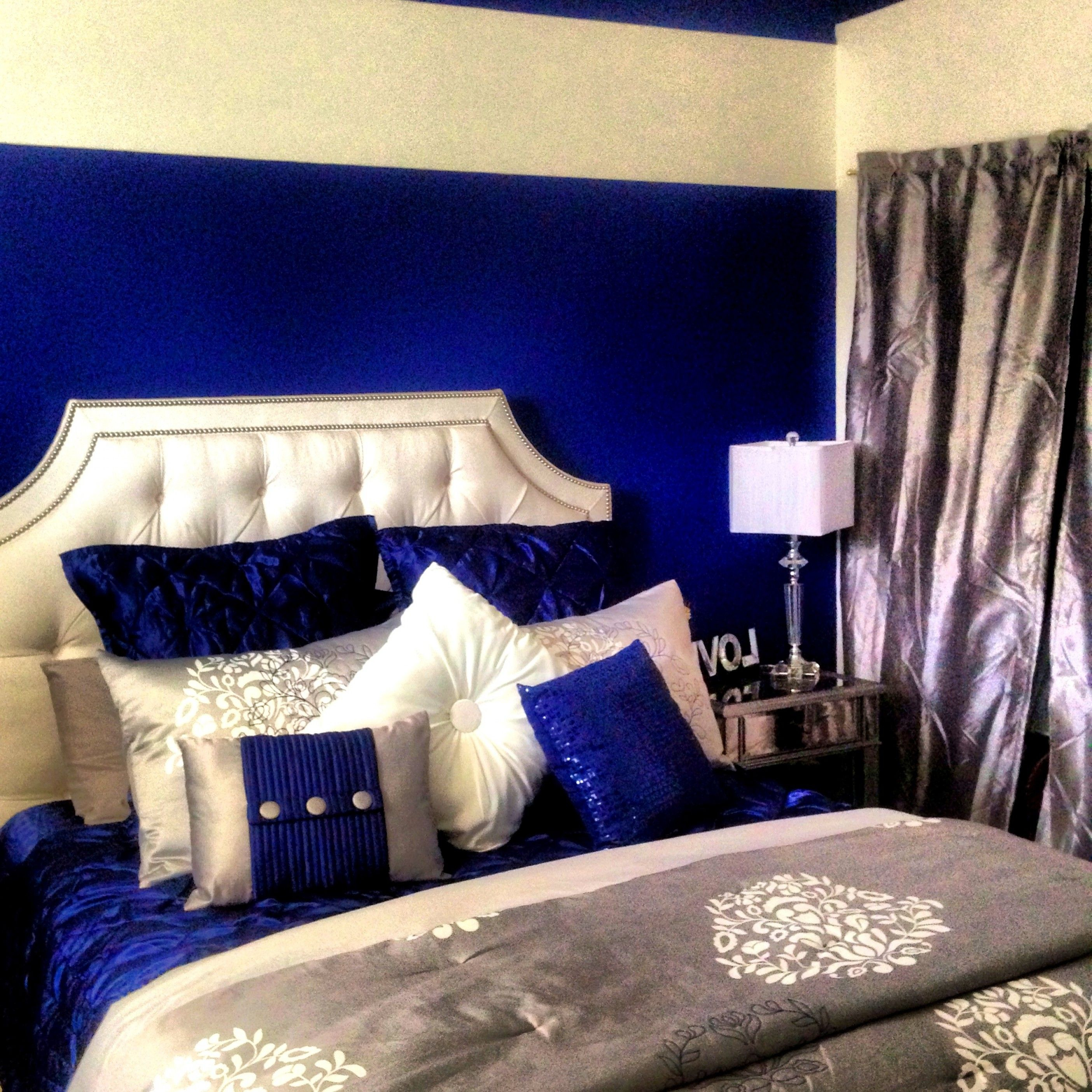 10 Amazing Black And Blue Bedroom Ideas royal blue and black bedroom ideas home sweet home blue bedroom 2020