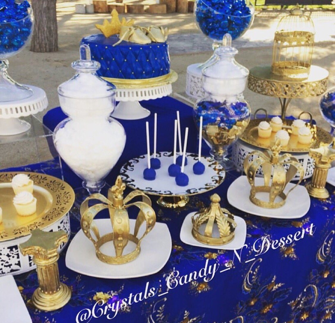 royal blue and gold | baby shower | pinterest | royal blue, royals
