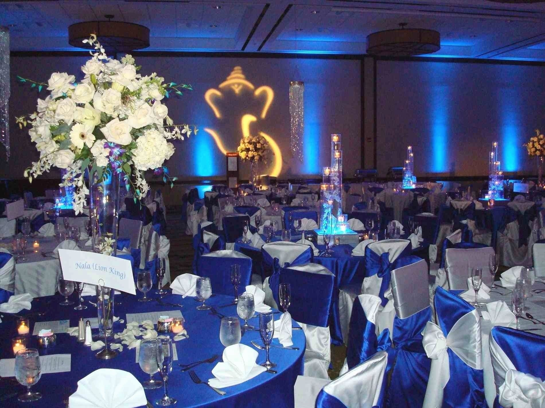 10 Lovable Royal Blue And Silver Wedding Ideas royal blue and silver wedding decorations unique simple royal blue 1