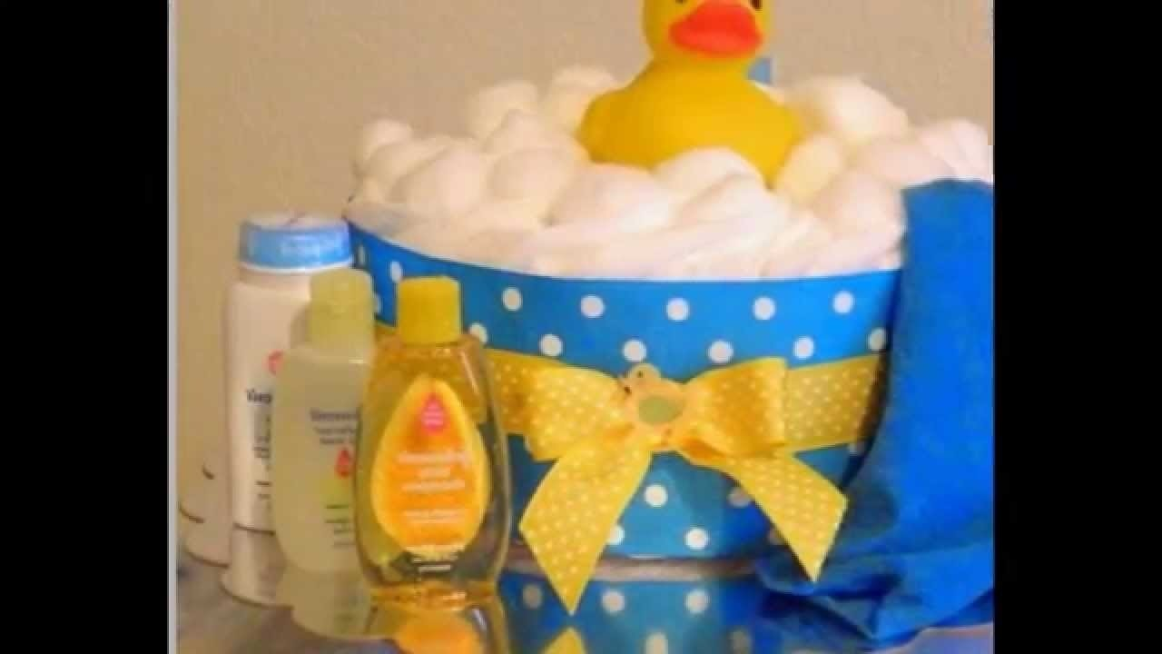 rubber duck baby shower ideas - youtube