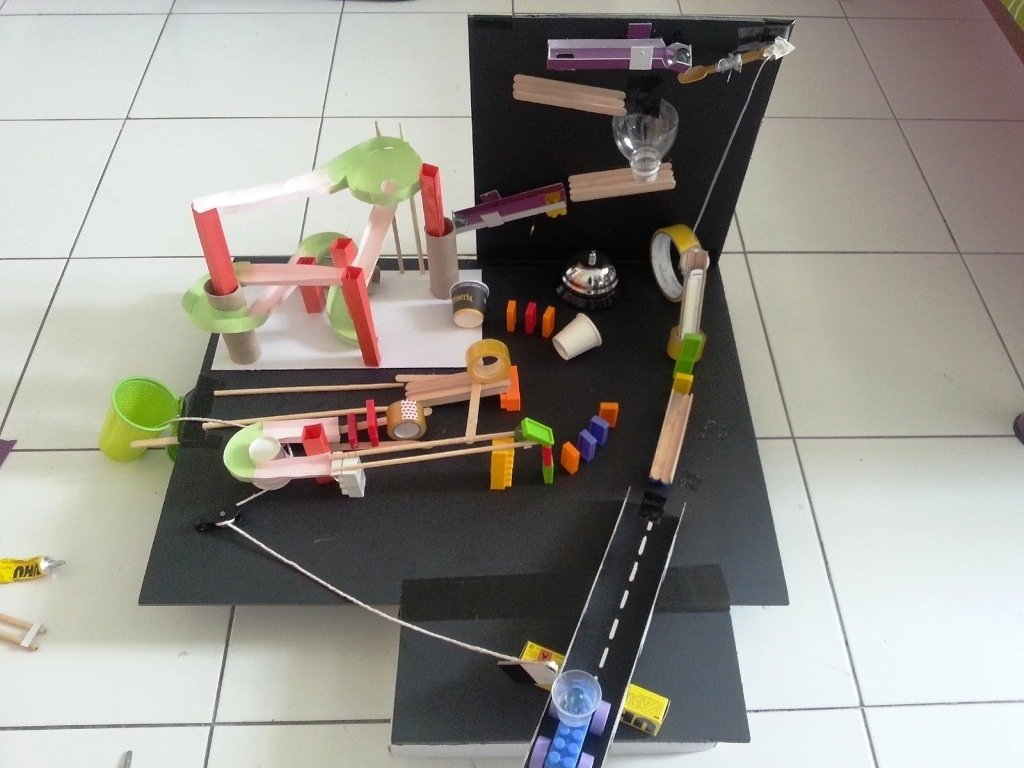 10 Attractive Rube Goldberg Machine Ideas For School rube goldberg ideas for school rube goldberg ideas simple 1