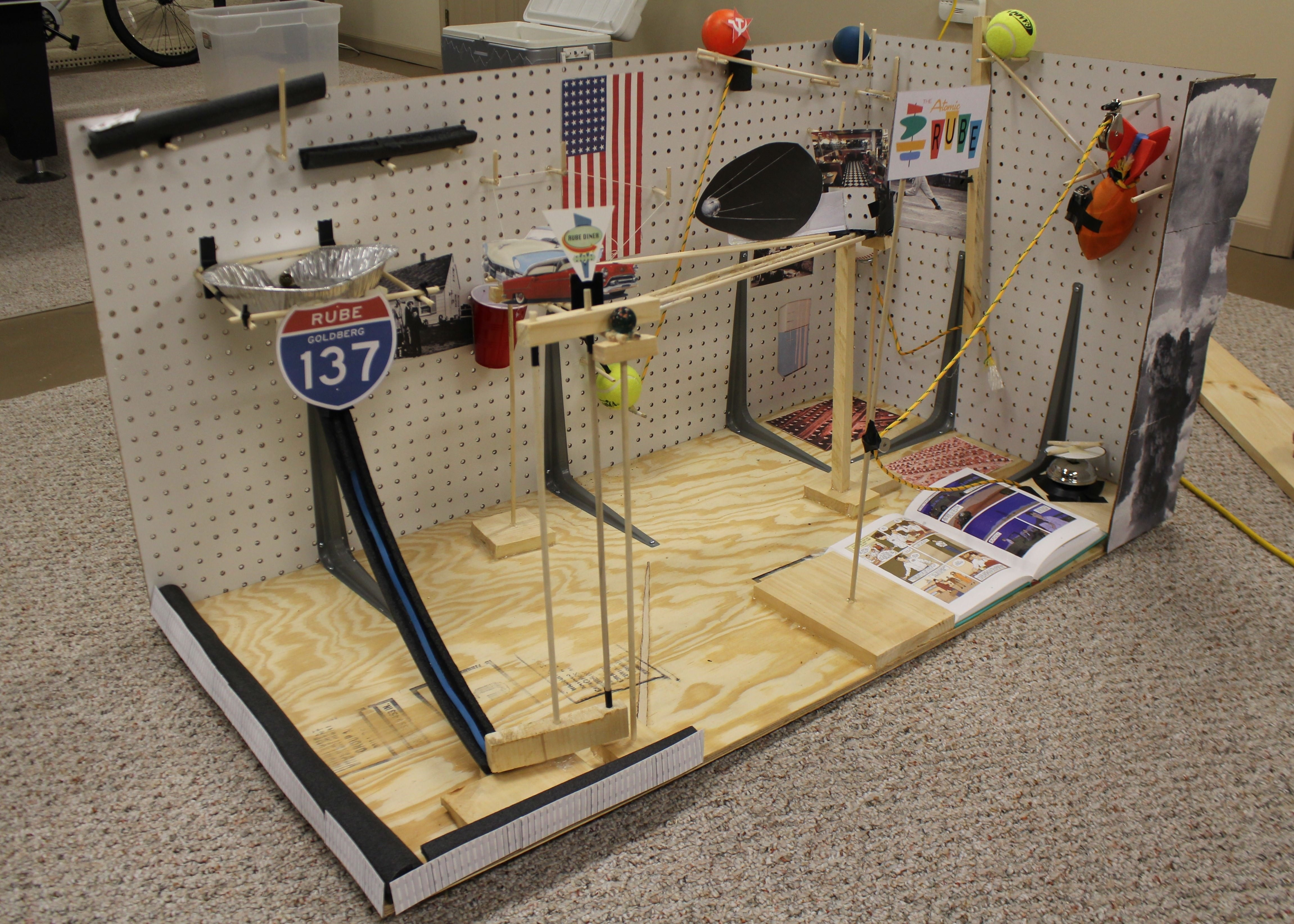 10 Most Recommended Ideas For Rube Goldberg Project rube goldberg projects coursework service 2021