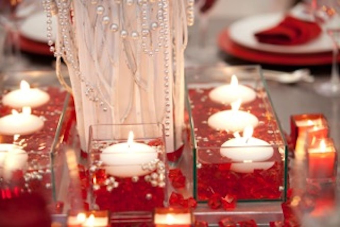 10 Cute 40Th Wedding Anniversary Party Ideas ruby red decorations for the 40th anniversary weddings 2020