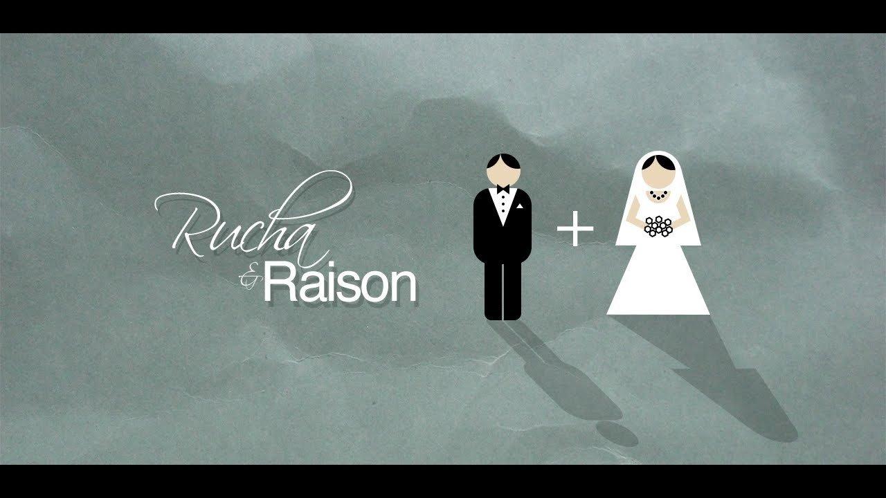 10 Unique Save The Date Video Ideas rucha raison wedding invite video save the date youtube 2021