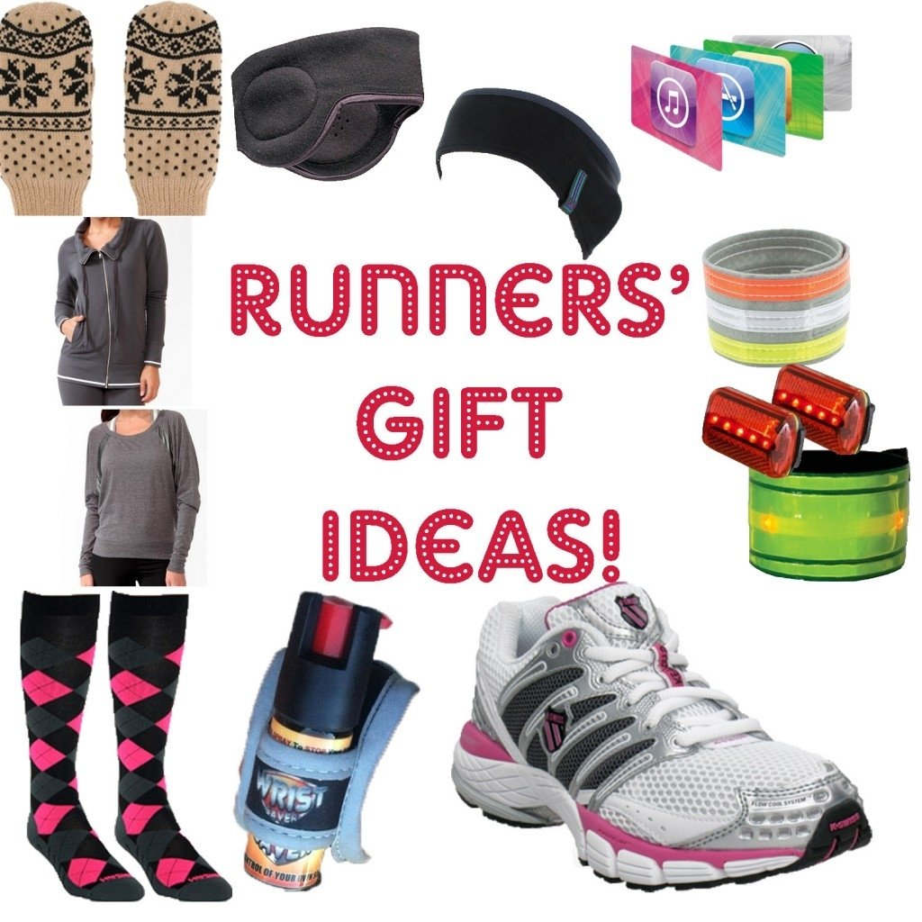 10 Most Popular Gift Ideas For A Runner runners christmas list chic runner