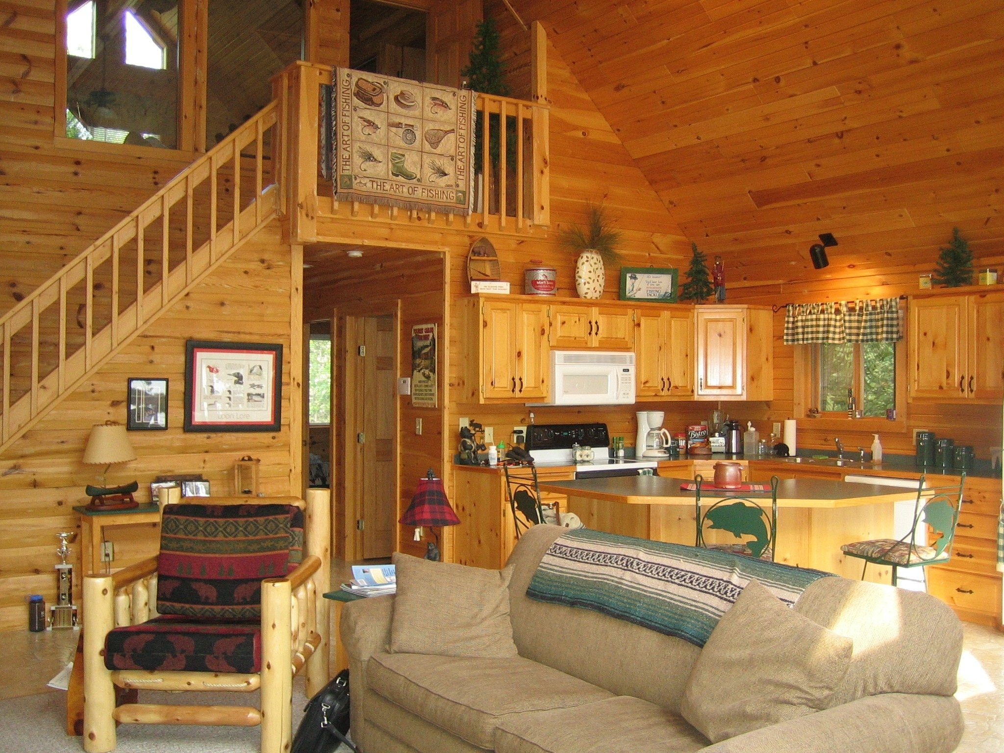 rustic cabin interior design ideas also - dma homes | #814