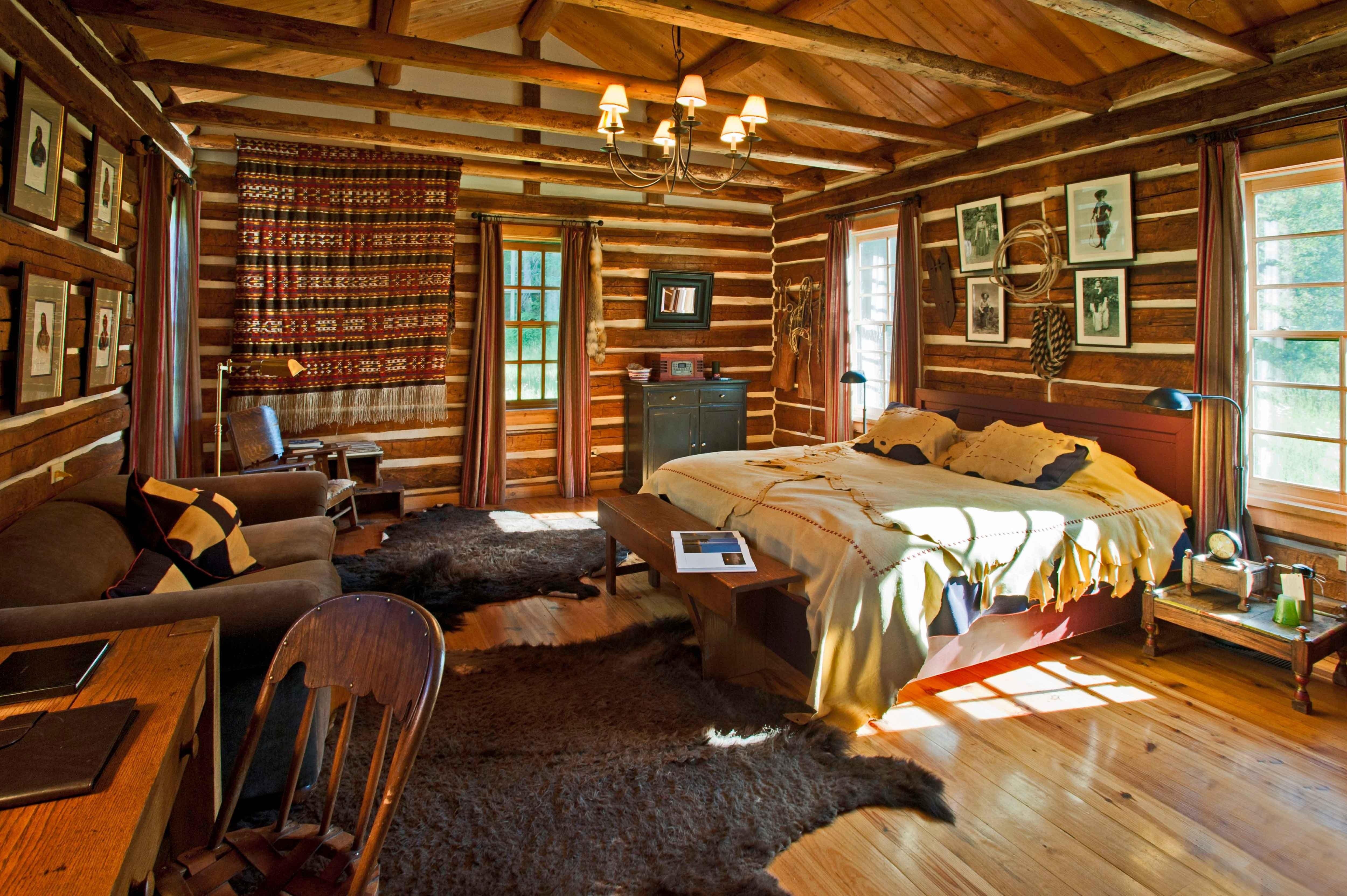 10 Most Popular Log Cabin Interior Design Ideas rustic cabin interior design ideas deboto home design rustic 2020