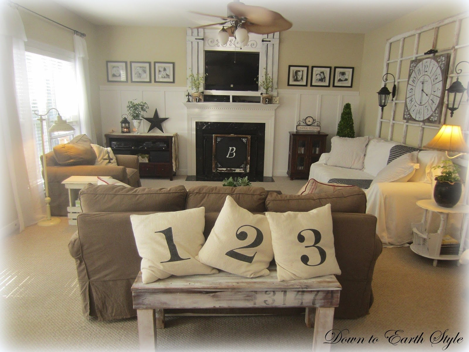 10 Lovable Rustic Decorating Ideas For Living Rooms rustic decor ideas living room fresh rustic room colors rustic 2021