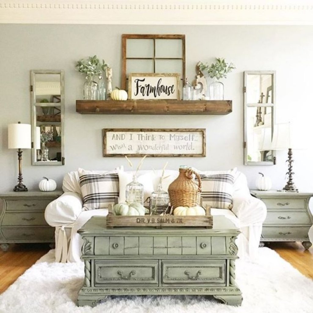 10 Lovable Rustic Decorating Ideas For Living Rooms rustic decor ideas living room home interior design ideas 2021