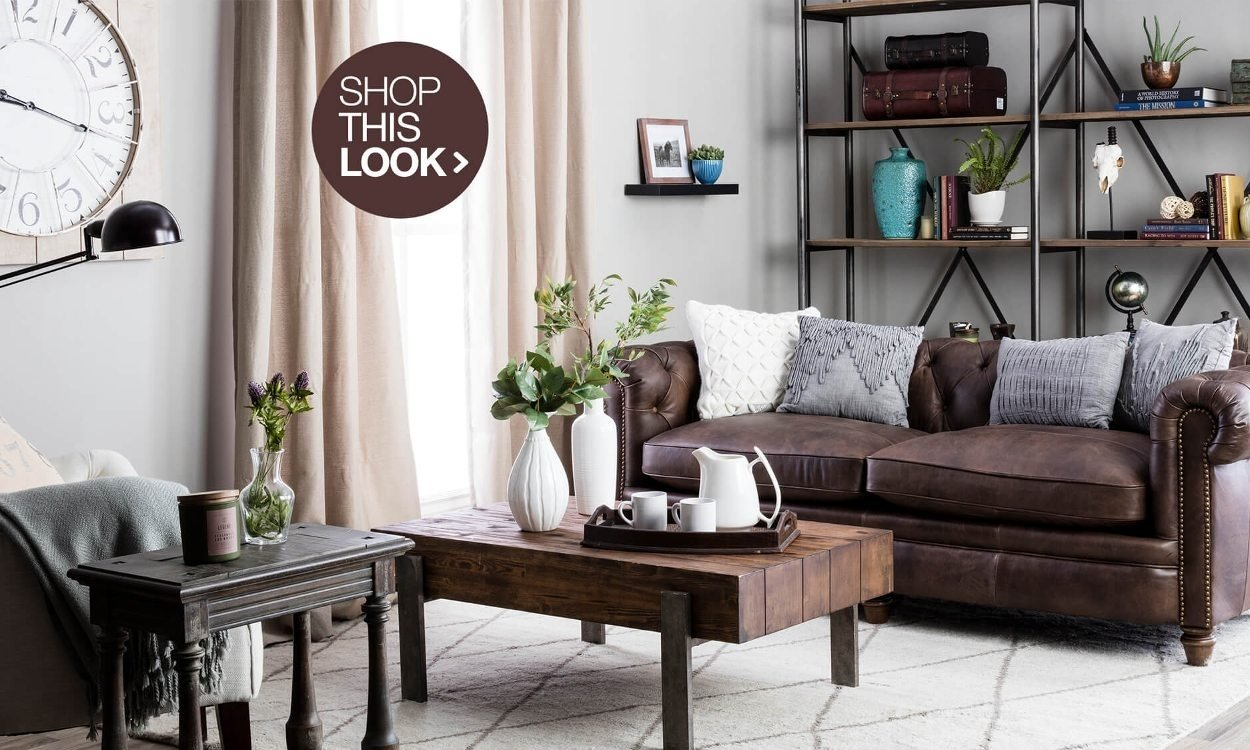 10 Lovable Rustic Decorating Ideas For Living Rooms rustic decorating ideas youll love overstock 2021