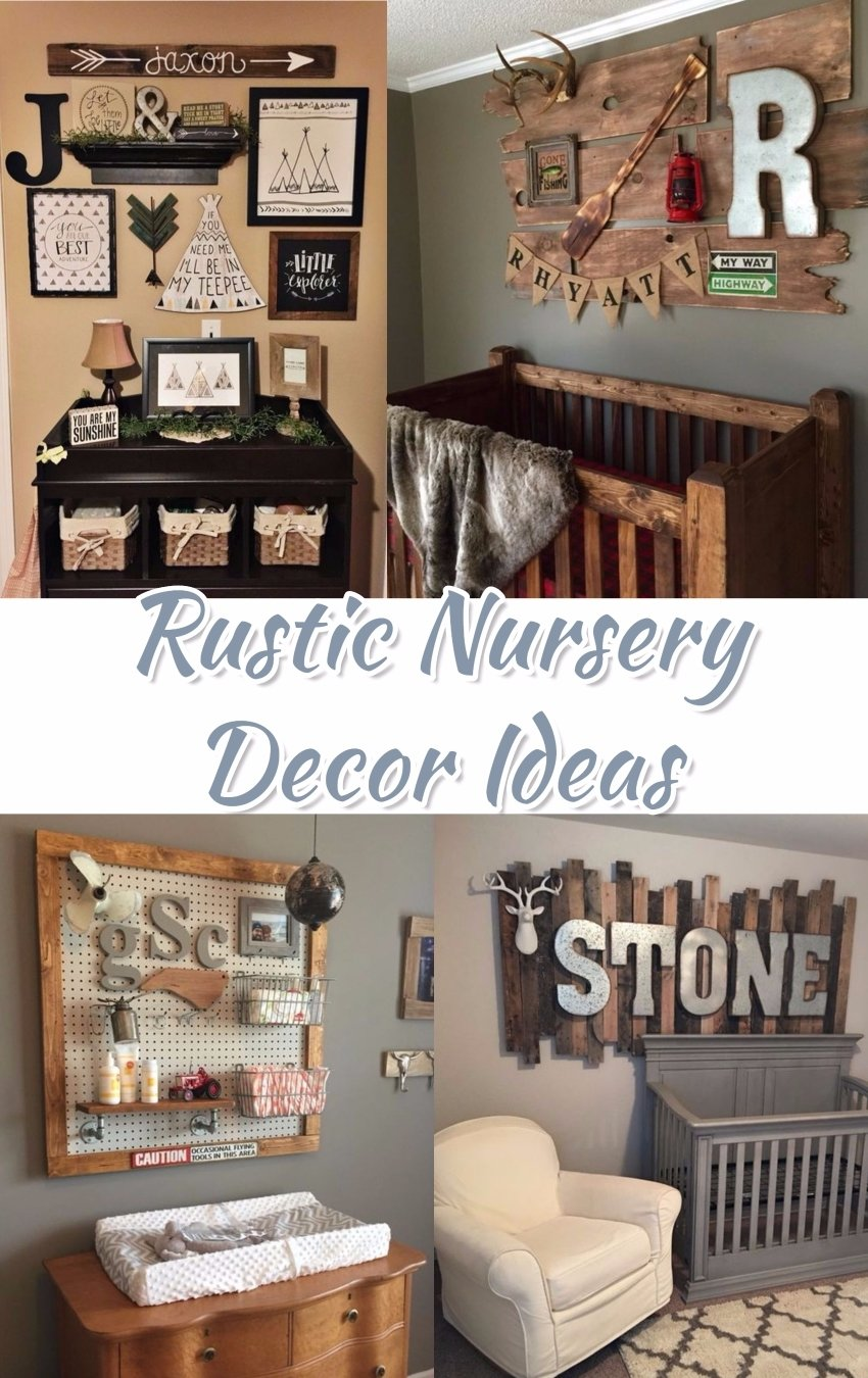 10 Elegant Baby Boy Ideas For Nursery rustic nursery themes pictures nursery decor ideas may 2018 2021