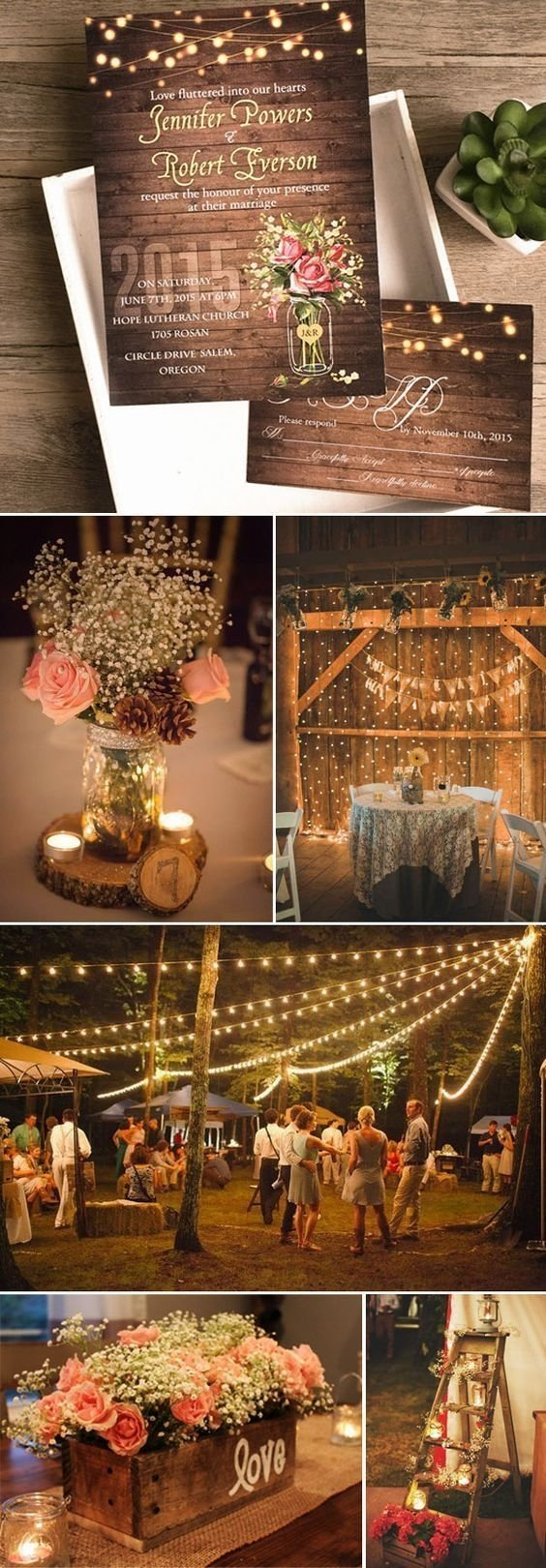 10 Lovely Country Wedding Ideas For Summer rustic wedding colors best photos rustic wedding colors weddings 2020