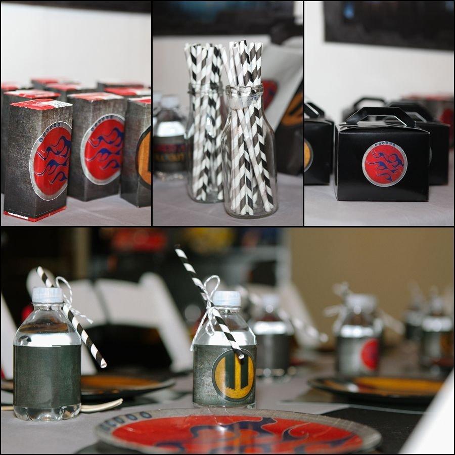 10 Stylish Birthday Party Ideas San Antonio s l smith photography transformers birthday party san antonio 2020