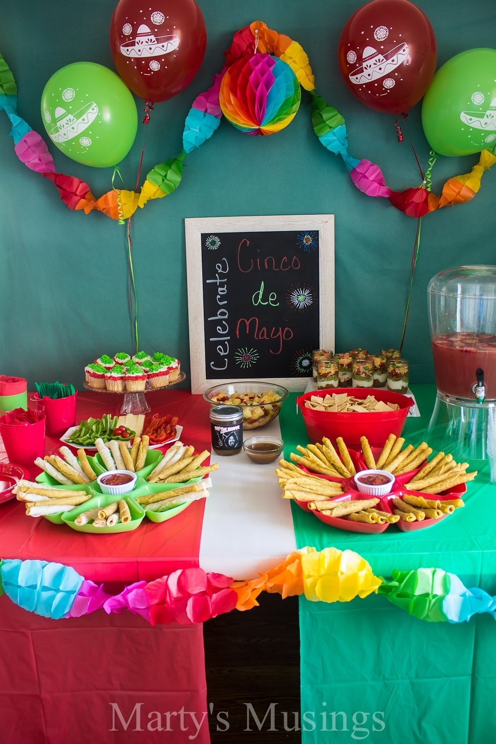 10 Cute Cinco De Mayo Party Ideas Adults s party theme decorations home furniture design kitchenagenda 2021