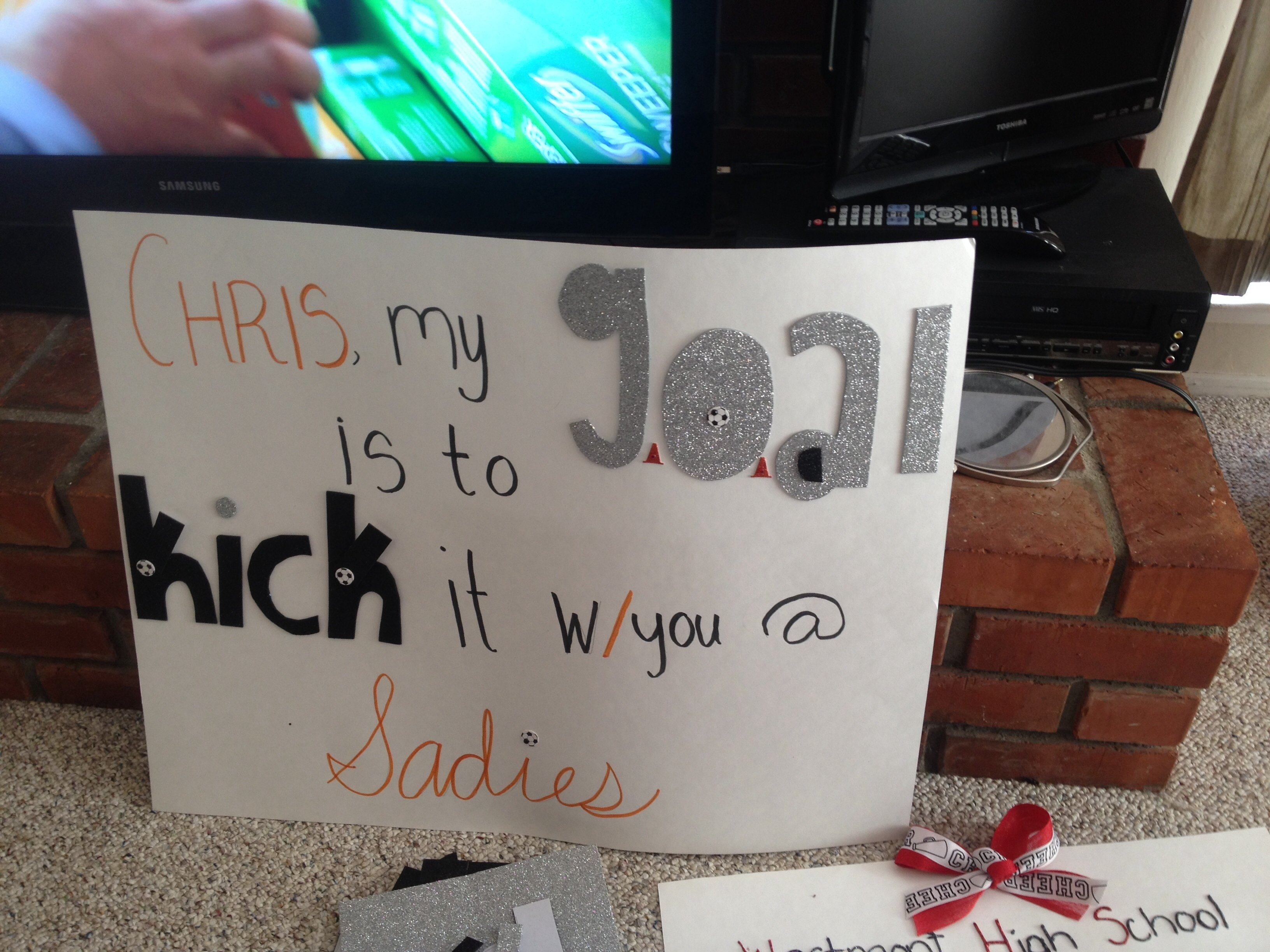 10 Wonderful Homecoming Ideas For High School sadies invitation for high school sadie hawkins dance this saturday 2020