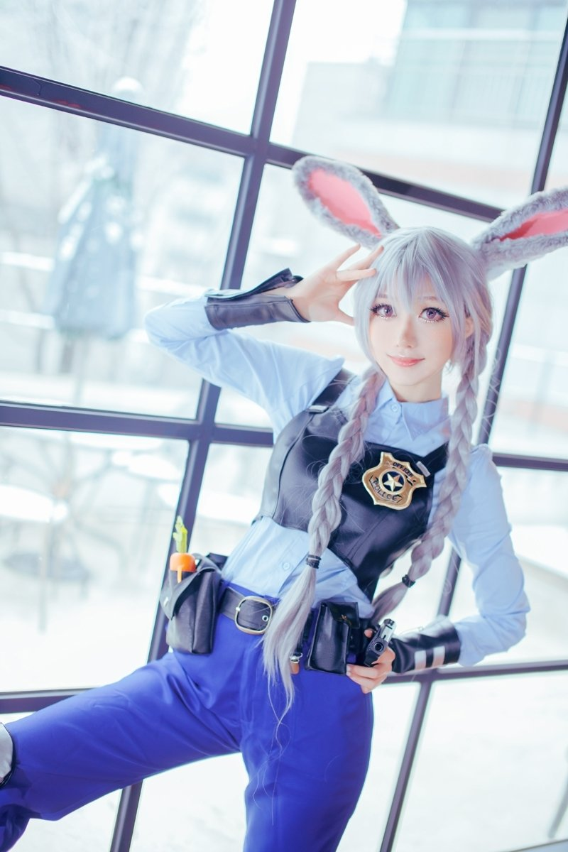 10 Most Recommended Anime Cosplay Ideas For Girls saidasaida judy hopps cosplay photo cure worldcosplay cosplay 2021