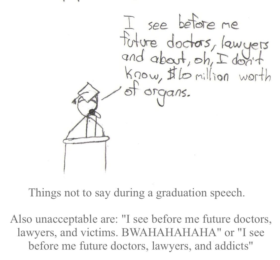 good speech topics for year 8