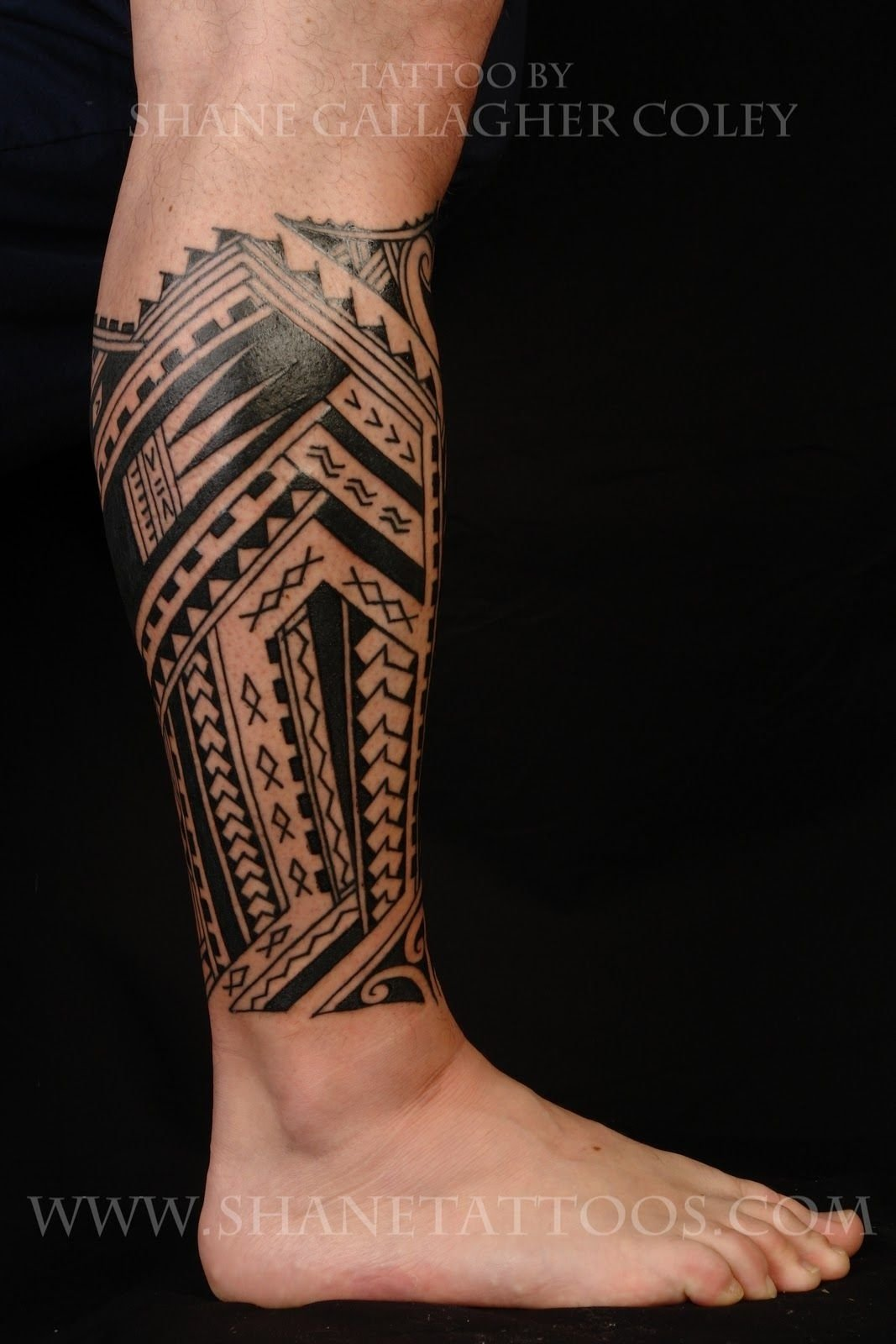 10 Unique Leg Tattoo Ideas For Men samoan ink email this blogthis share to twitter share to facebook 2020