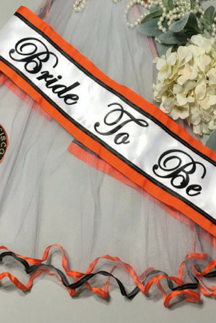 10 Nice San Francisco Bachelorette Party Ideas san francisco giants bachelorette sash and bachelorette veil 1 2020