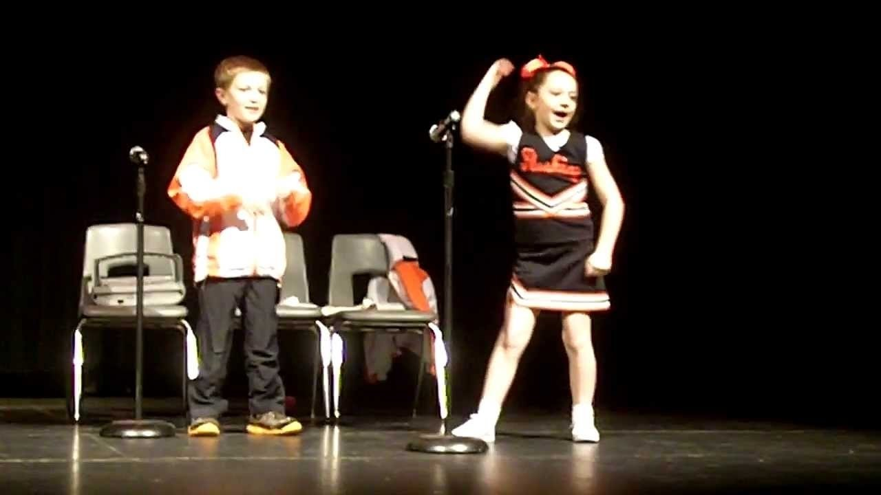 10 Awesome 5Th Grade Talent Show Ideas saturday night live cheerleader skit seymour elementary school 1