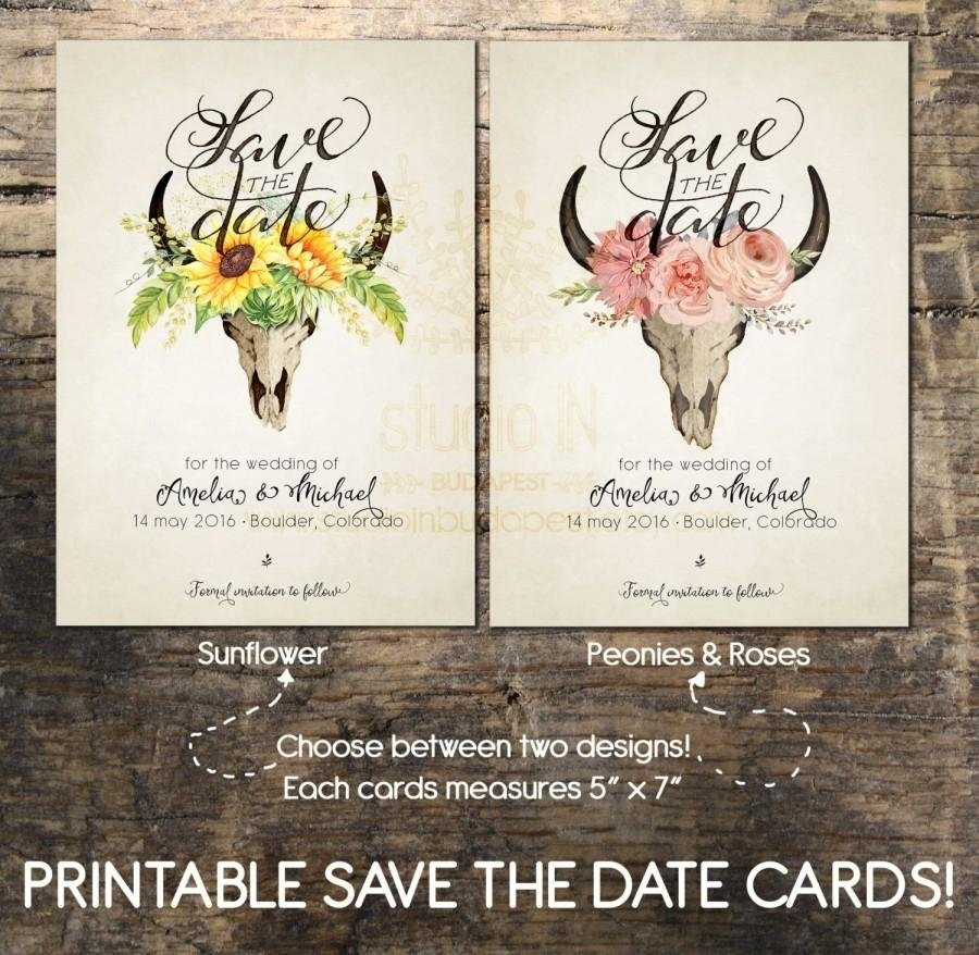 10 Attractive Save The Date Card Ideas save the date card printable save the date card wedding card