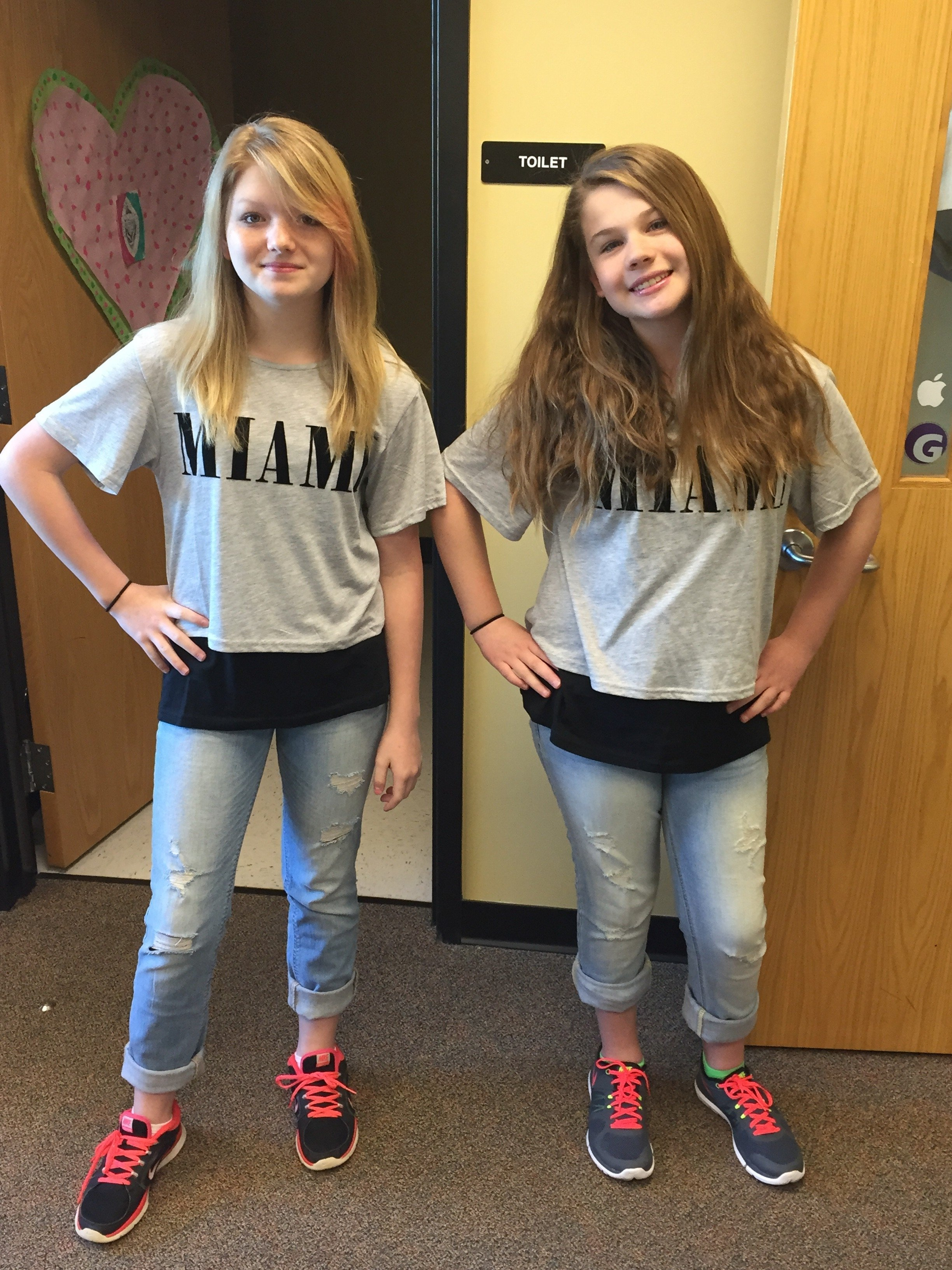 10 Perfect Twin Day Ideas For Spirit Week sca sol spirit week reflecting with rucker 1 2020