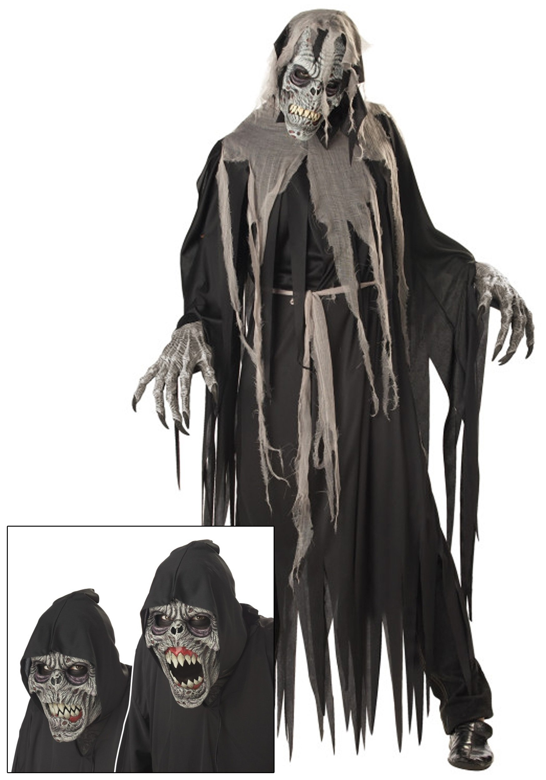 10 Ideal Scary Costume Ideas For Men scary crypt crawler costume 2020