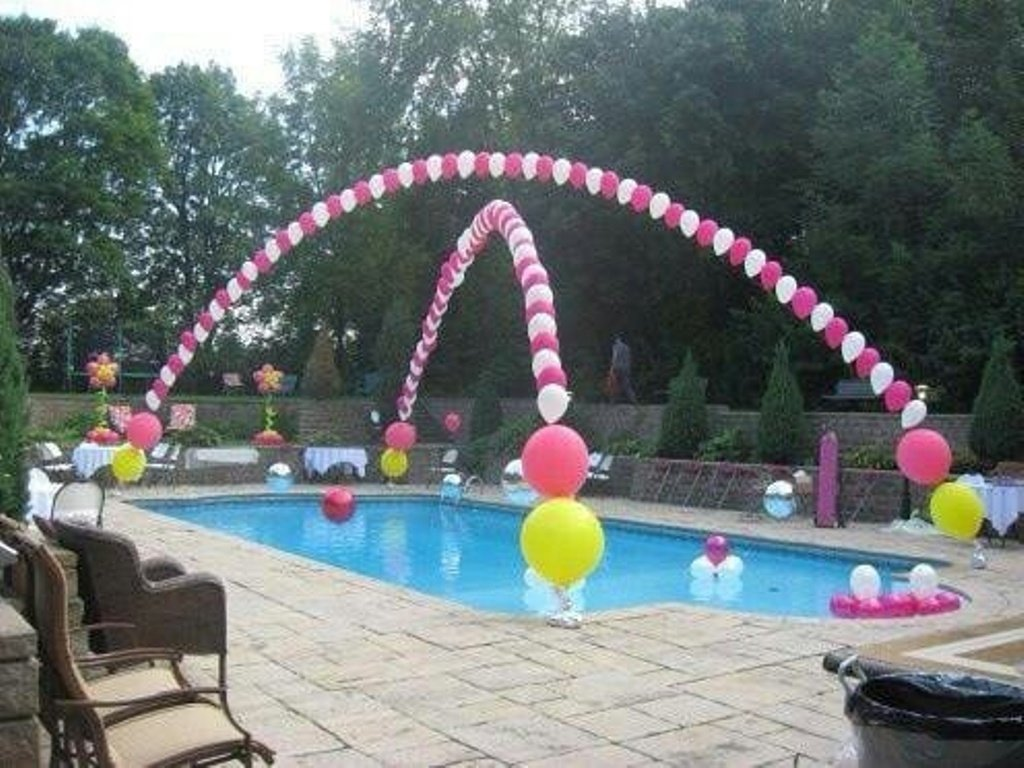 10 Pretty Pool Party Ideas For 13 Year Olds scenic supplies swimming maintenance design accessories with