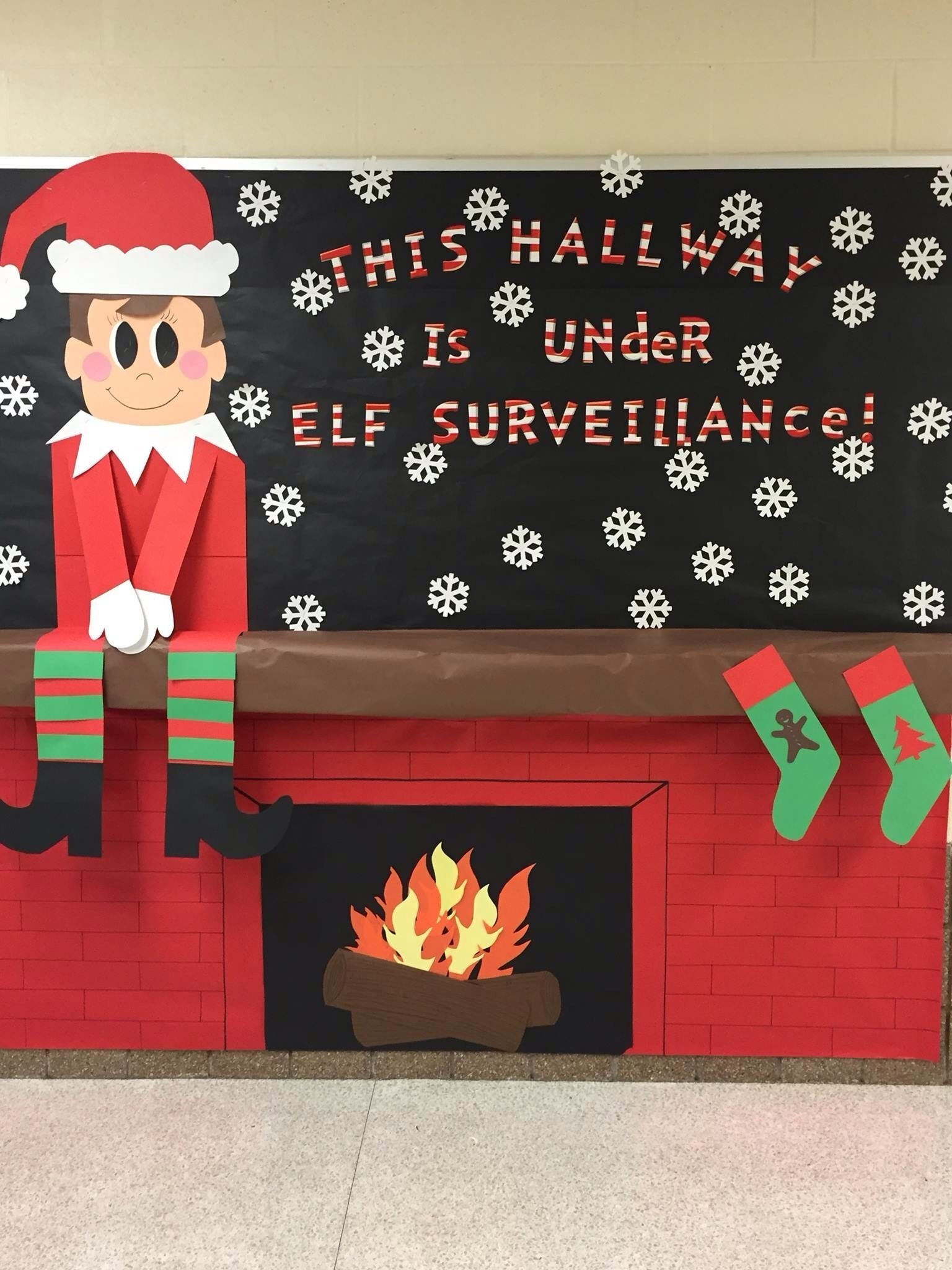 10 Unique Christmas Classroom Bulletin Board Ideas school christmas bulletin board school pinterest christmas 1 2020