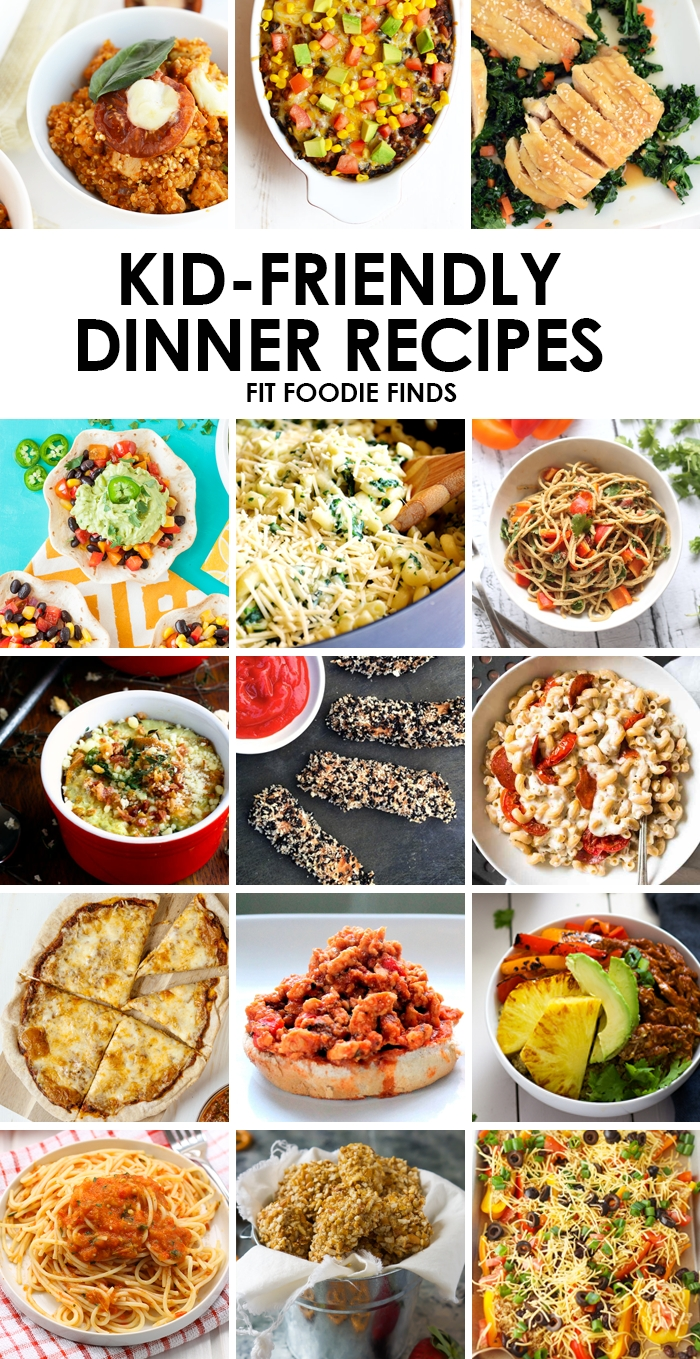 10 Fantastic Healthy Dinner Ideas For Kids school is right around the corner work these healthy kid friendly 2020