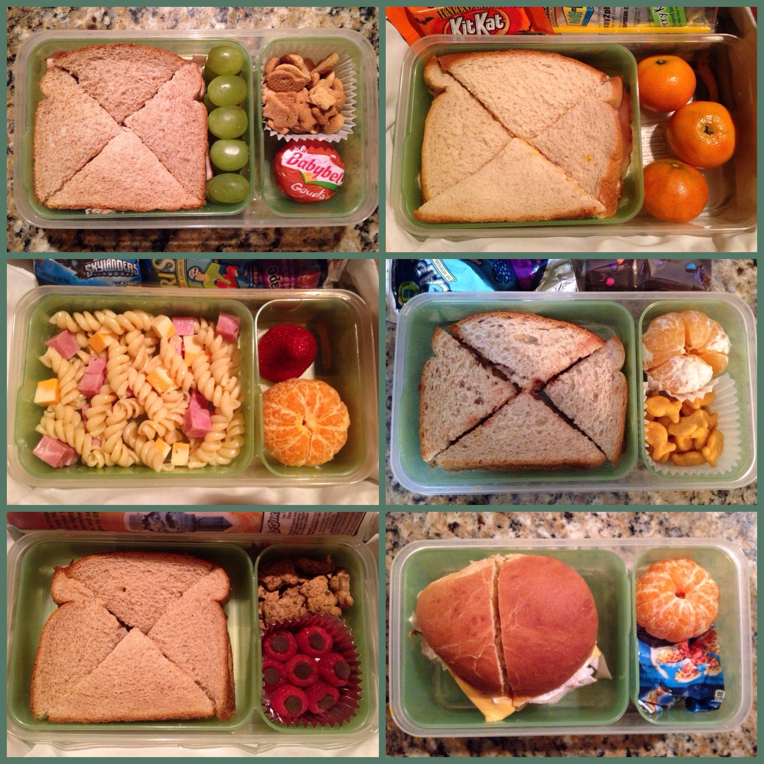 10 Perfect Kids Lunch Ideas For School school lunch ideas january my 3 monsters 2