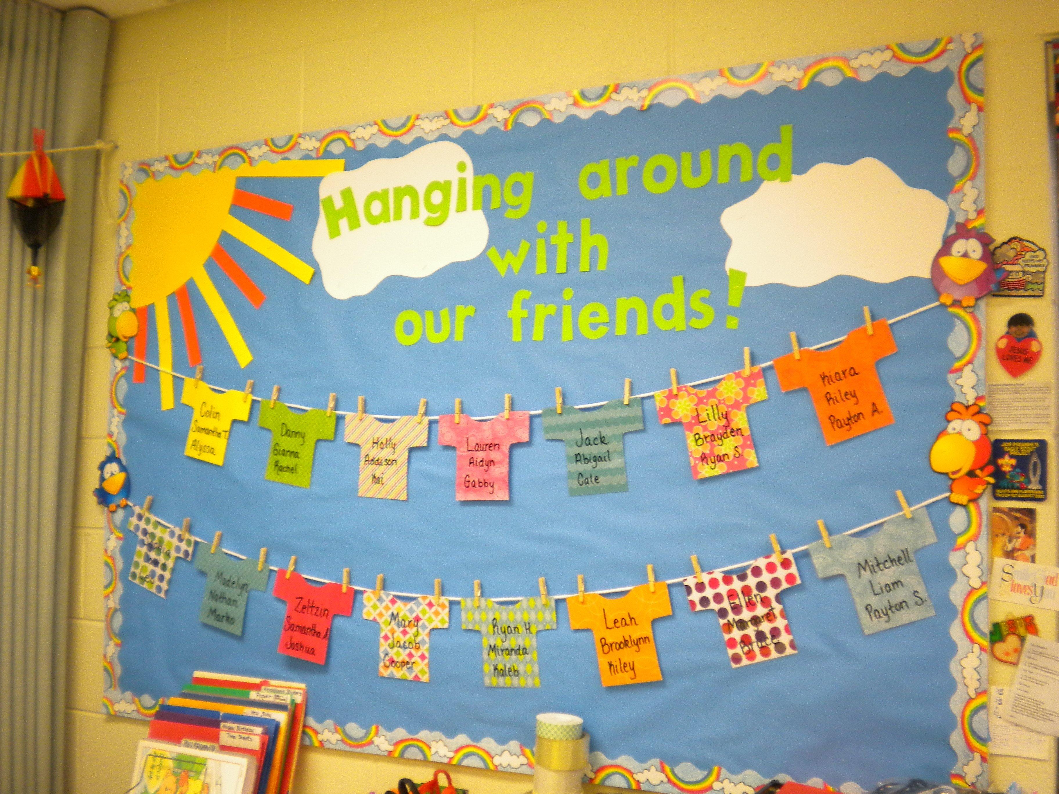 March Bulletin Board Ideas Part - 18: 10 Stylish Preschool March Bulletin Board Ideas school preschool playtime