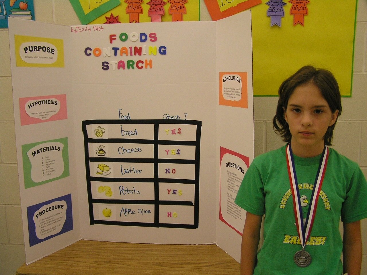 science finally discovers my 3rd grade science fair project