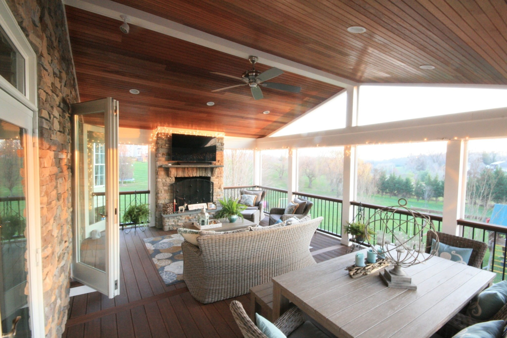 10 Most Recommended Screened In Porch Design Ideas screen porch design ideas maryland intended for screened in with 2021