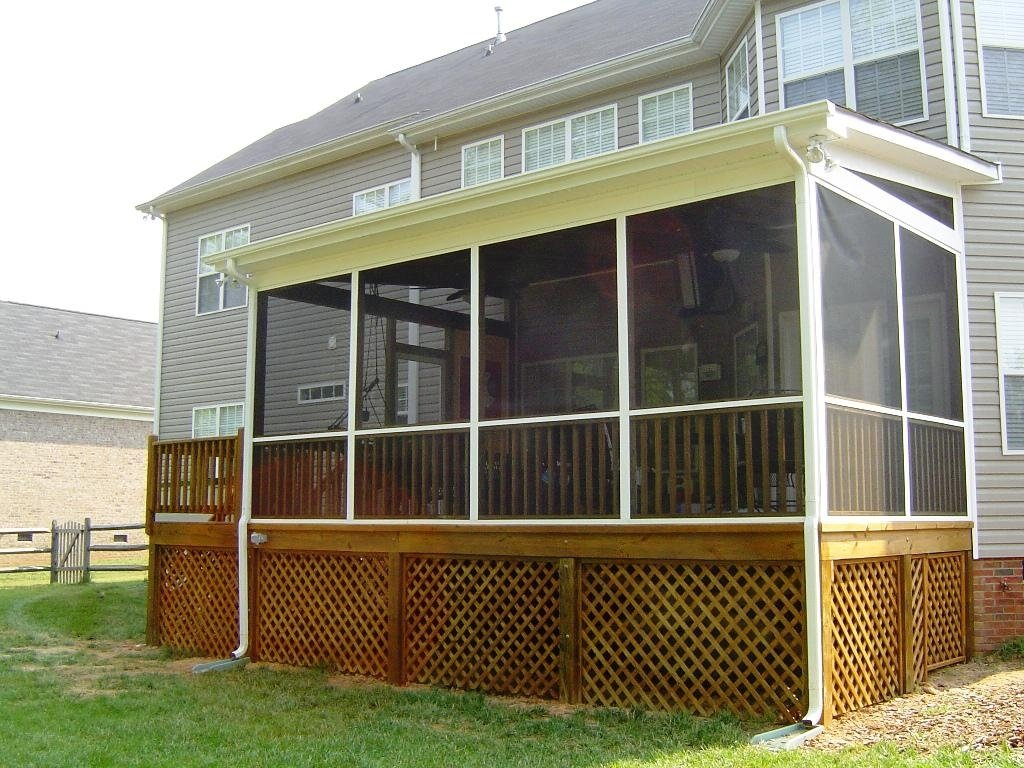 10 Fantastic Screened In Back Porch Ideas screened in back porch ideas jburgh homesjburgh homes 2021