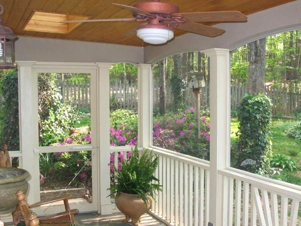 10 Fantastic Screened In Back Porch Ideas screened in back porch ideas the garden inspirations 2021