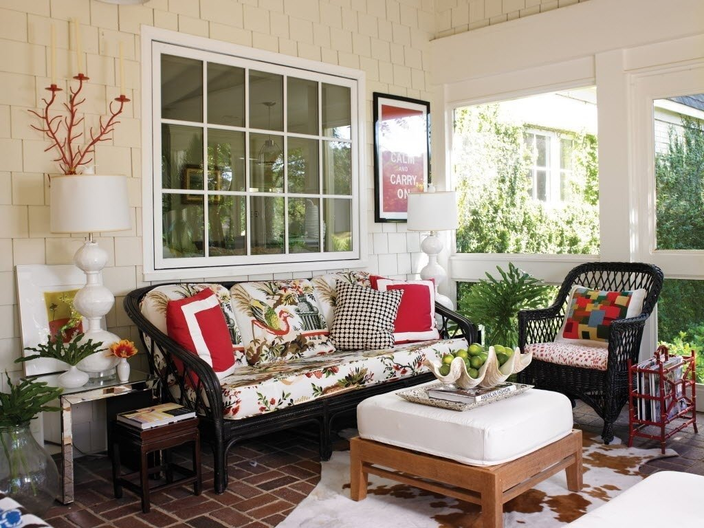 10 Unique Screened In Porch Decorating Ideas screened in porch decorating ideas all in home decor ideas
