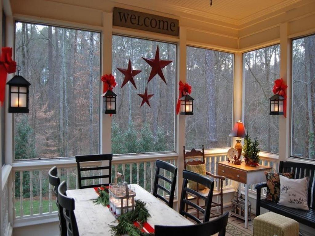 10 Unique Screened In Porch Decorating Ideas screened porch decorating ideas nice enclosed porch decorating