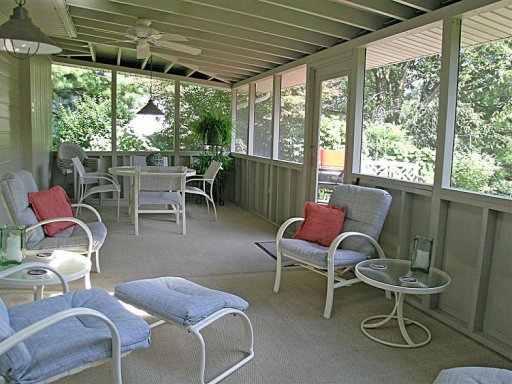 10 Trendy Ideas For Screened In Porches screened porch ideas new gazebo decoration 2020