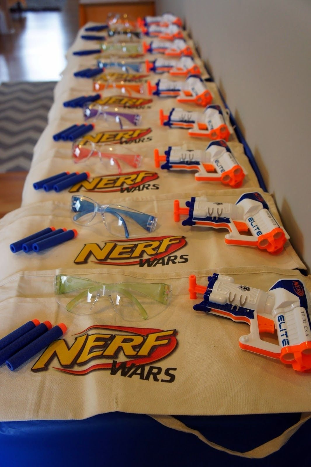 10 Most Popular Boys 8Th Birthday Party Ideas scribners scribblers ryans 8th birthday nerf gun party birthday 2 2020