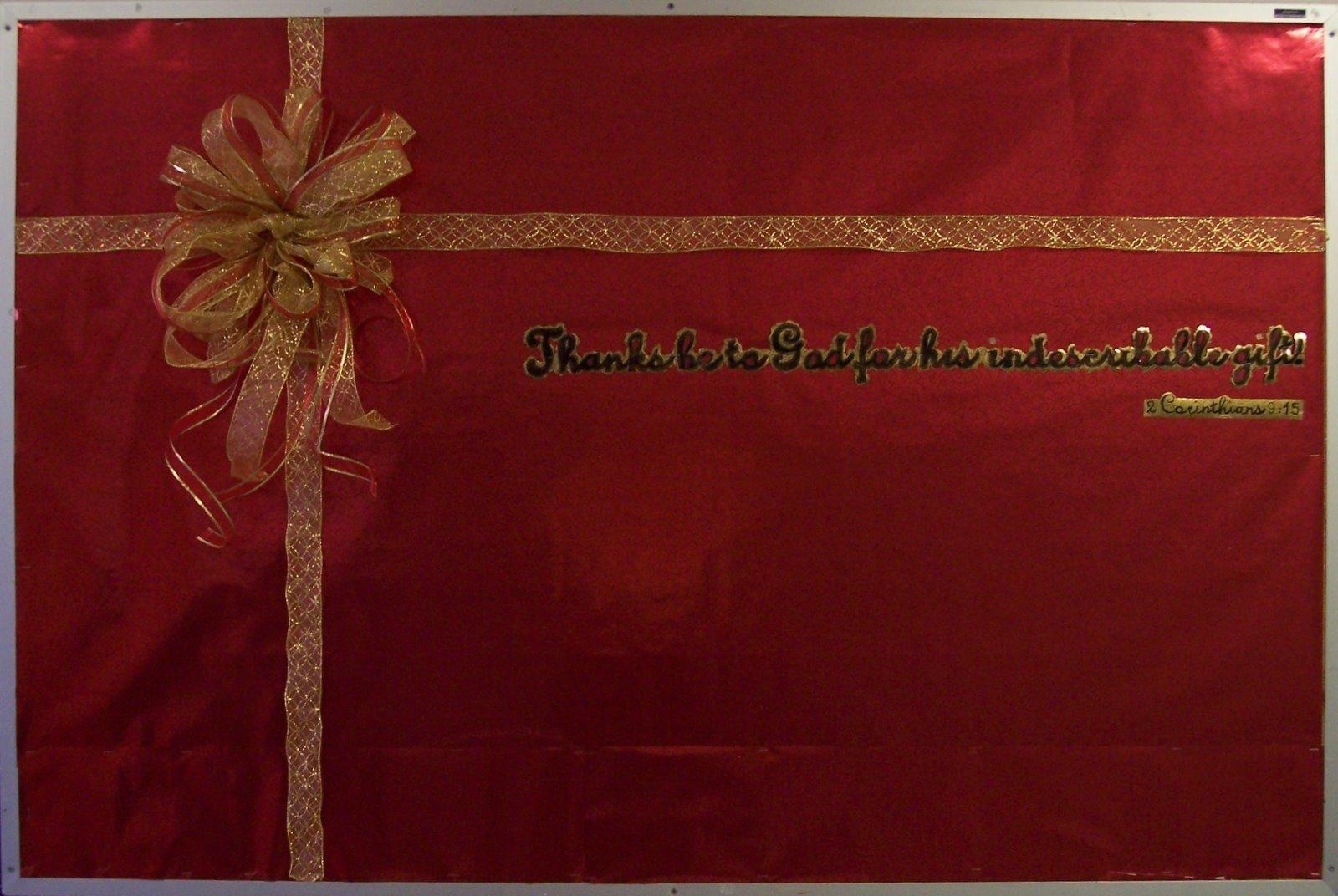10 Ideal Christmas Church Bulletin Board Ideas seasonal soundings christmas 2010 bulletin board 2020