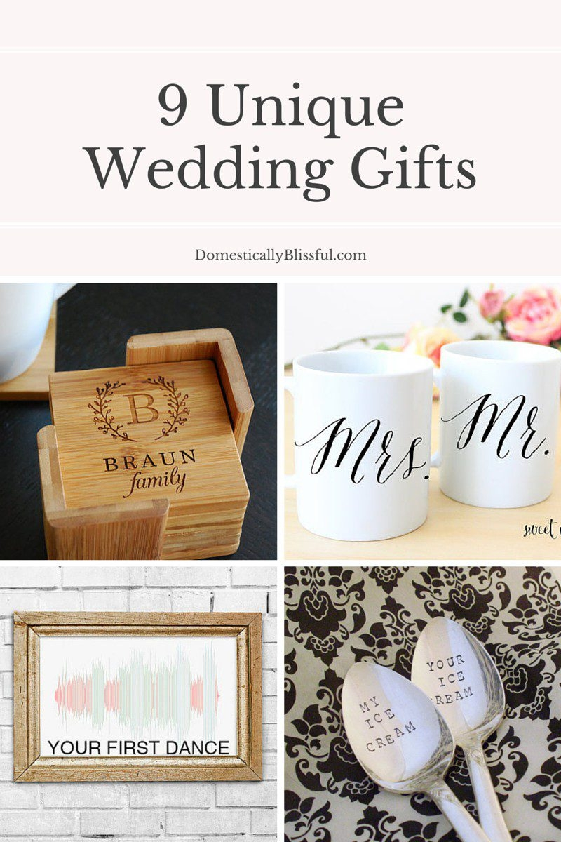 10 Stylish Wedding Gift Ideas For Second Marriage