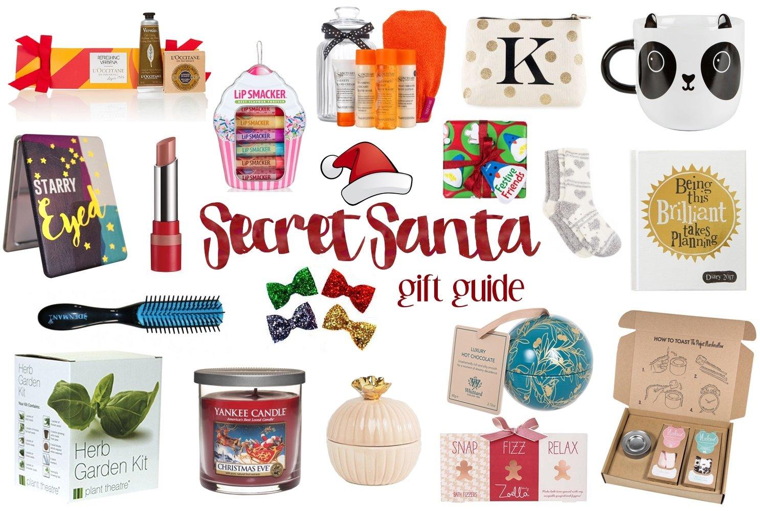10 Lovable Secret Santa Gift Ideas For Guys secret santa gift guide stocking fillers for under 15 katie 2021