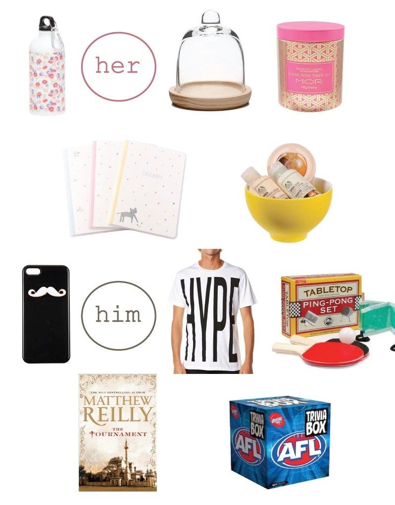 10 Trendy Ideas For Secret Santa Gifts secret santa gift ideas seek dare love 2
