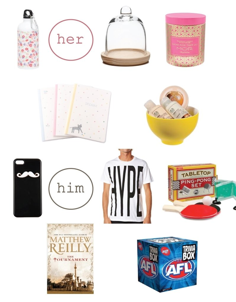 secret santa gift ideas | seek dare love