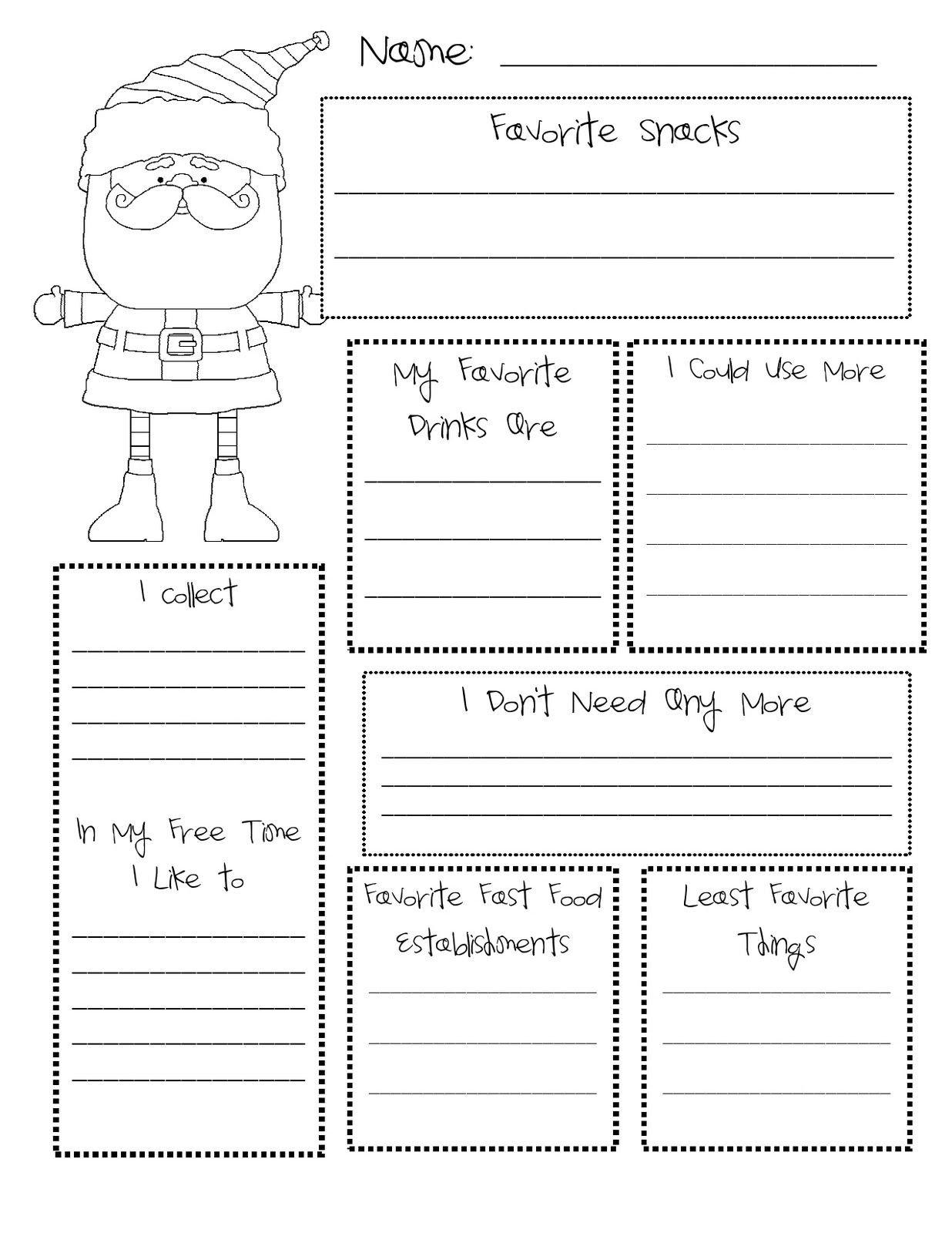 10 Most Recommended Secret Santa Ideas For Work secret santa questionnaire my easy folder holders postthese 2020