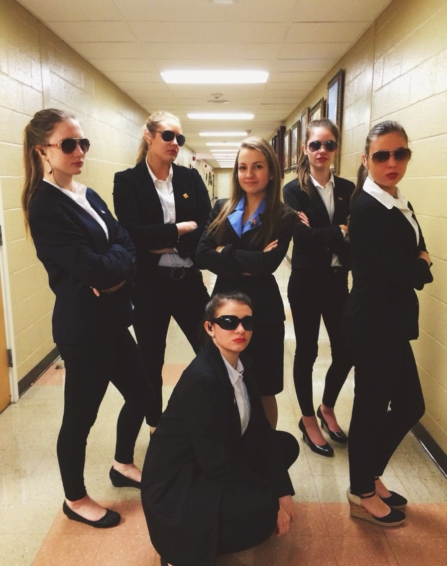 10 Awesome Career Day Dress Up Ideas secret service and president career day costume pinteres 2020