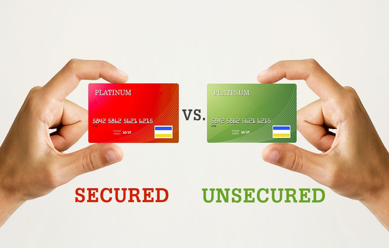 10 Fabulous Is A Secured Credit Card A Good Idea secured vs unsecured credit card whats age got to do with it ebc 2020