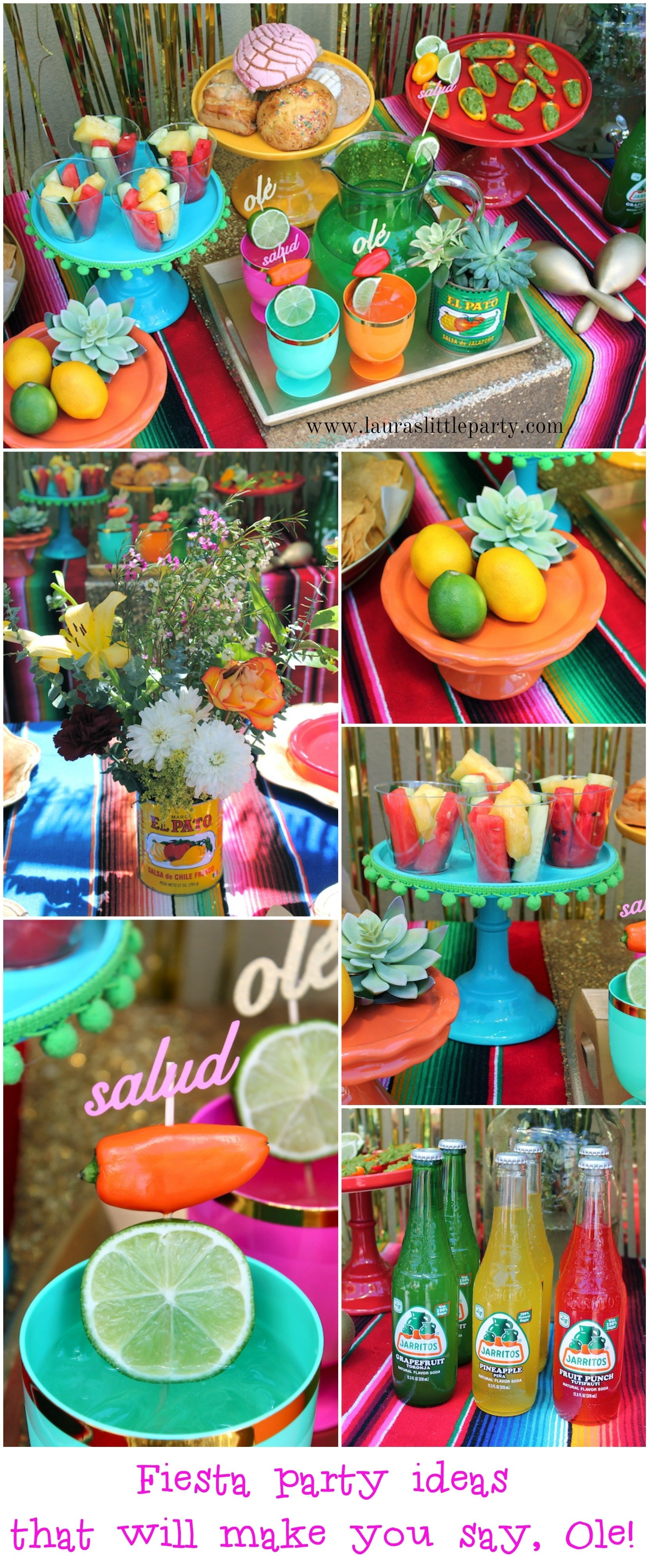 10 Unique Fiesta Party Ideas For Adults see all the festive party ideas from lauras little party bold 1 2020