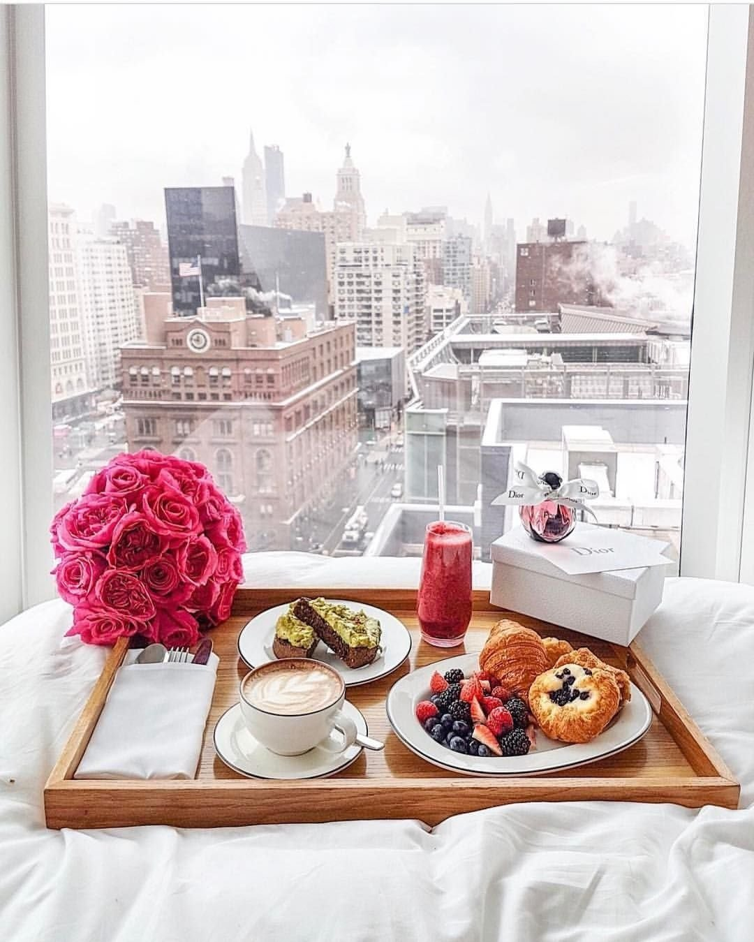 10 Gorgeous Romantic Breakfast In Bed Ideas see this instagram photofashiongoalsz e280a2 21 8k likes breakfast 2020